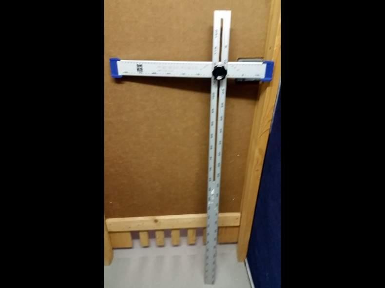4620 Alu Lineal (120cm) mit Winkel
