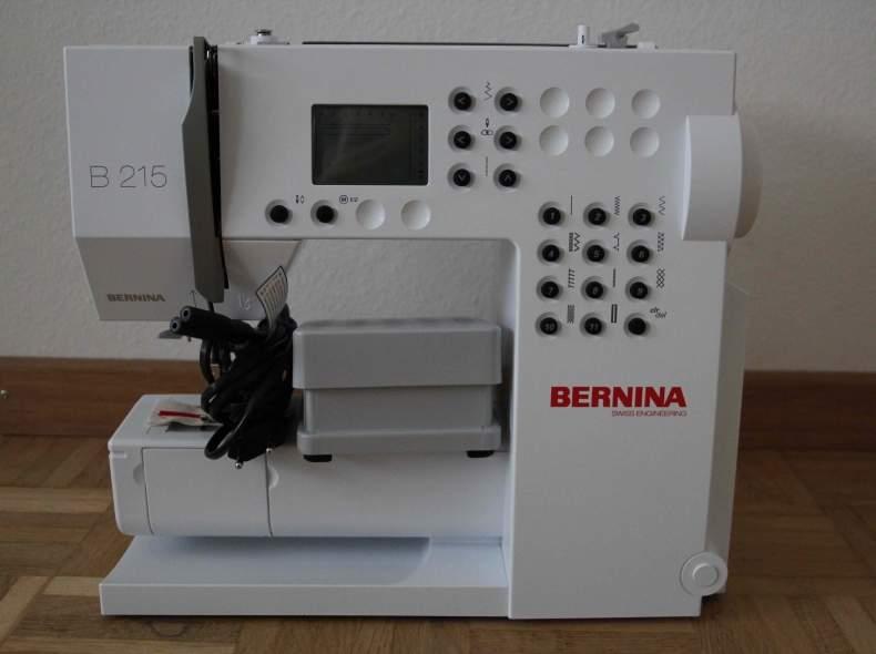 4655 Nähmaschine Bernina