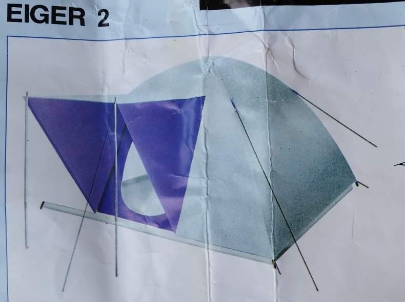 4691 Igluzelt Eiger Tundra