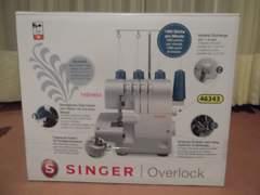 4697 Overlock-Nähmaschine