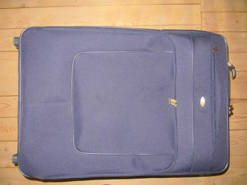 4756 Samsonite Corona Trolleykoffer