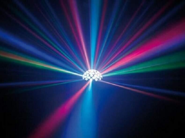 4769 LED Strahleneffekt & Nebelmaschine