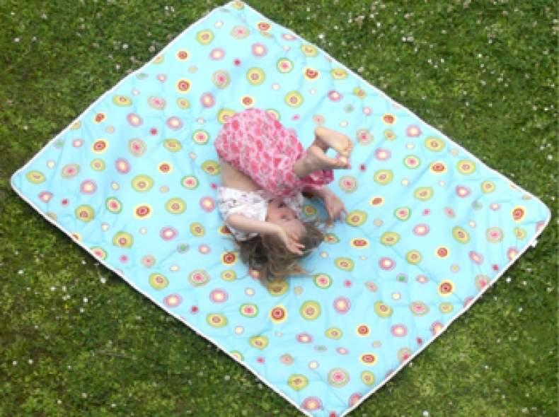 4819 Outdoor Krabbel-/Picknickdecke