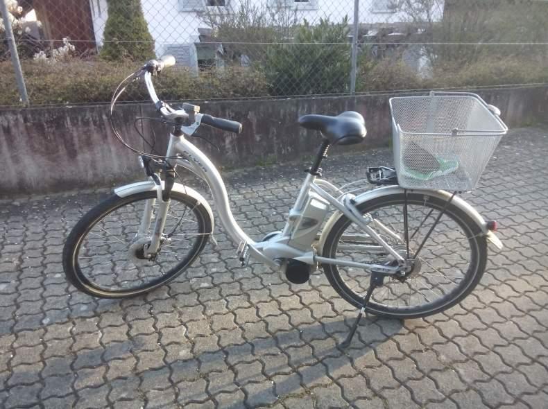 4827 E-Bike Flyer