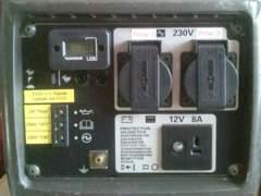 4921 Generator 230V / 2000W