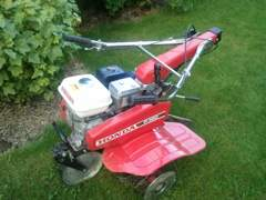 4922 Honda Gartenhacker, Gartenfräse