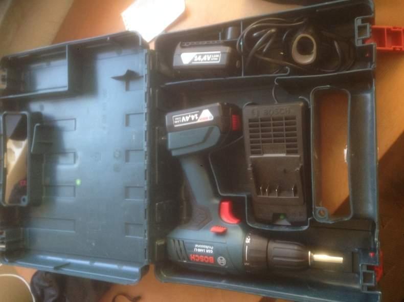 4929 Bosch Akkuschrauber
