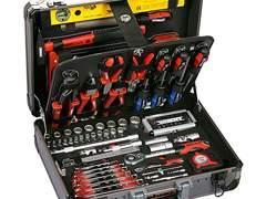 4930 Wisent Werkzeugkoffer Professional