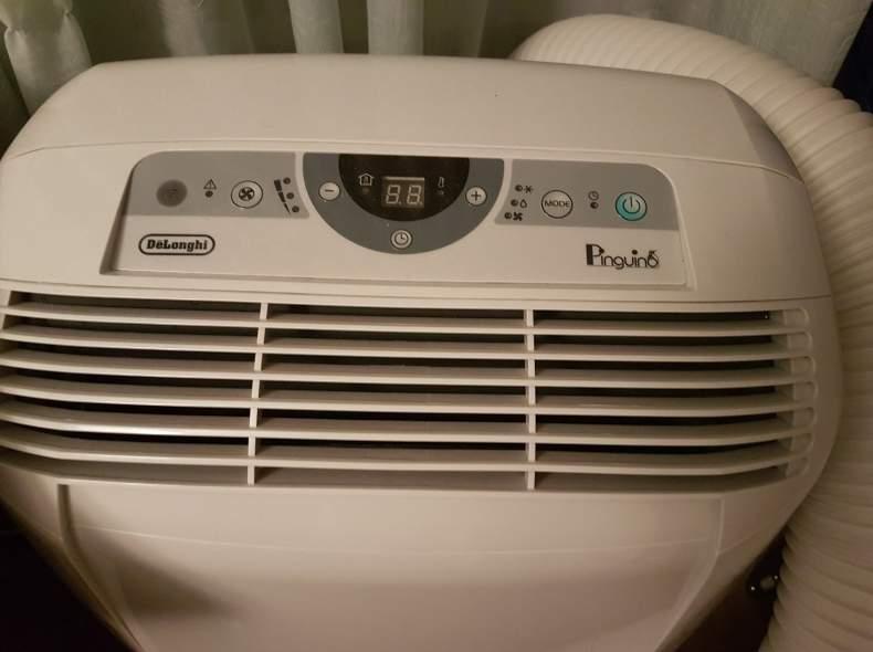4936 Klimagerät DeLonghi Pinguino