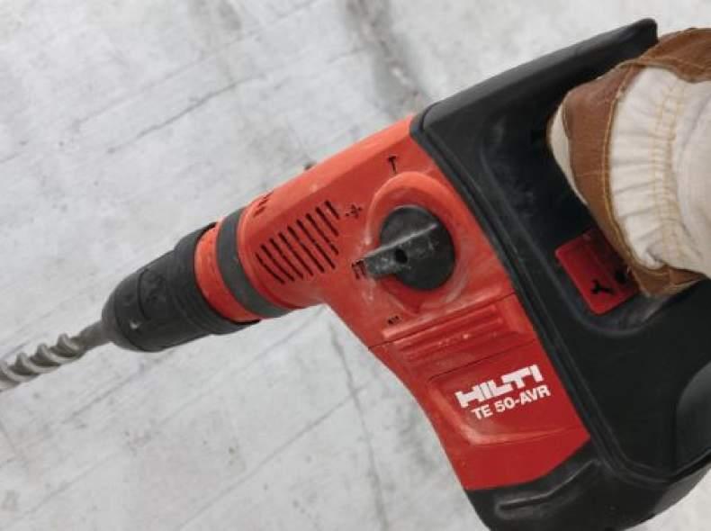 5056 Hilty TE 50 Bohrhammer