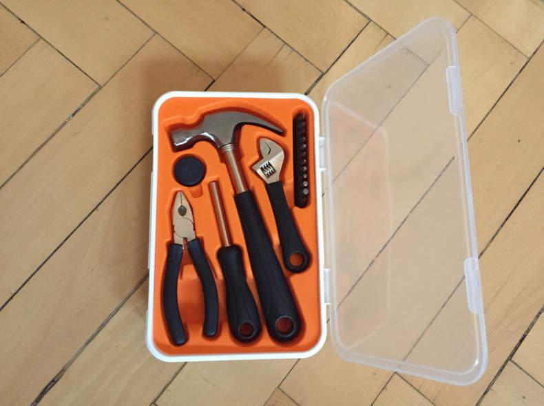 5128 FIXA Werkzeugsatz