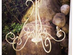 5139 Leuchter 6 armig, für Dekoration
