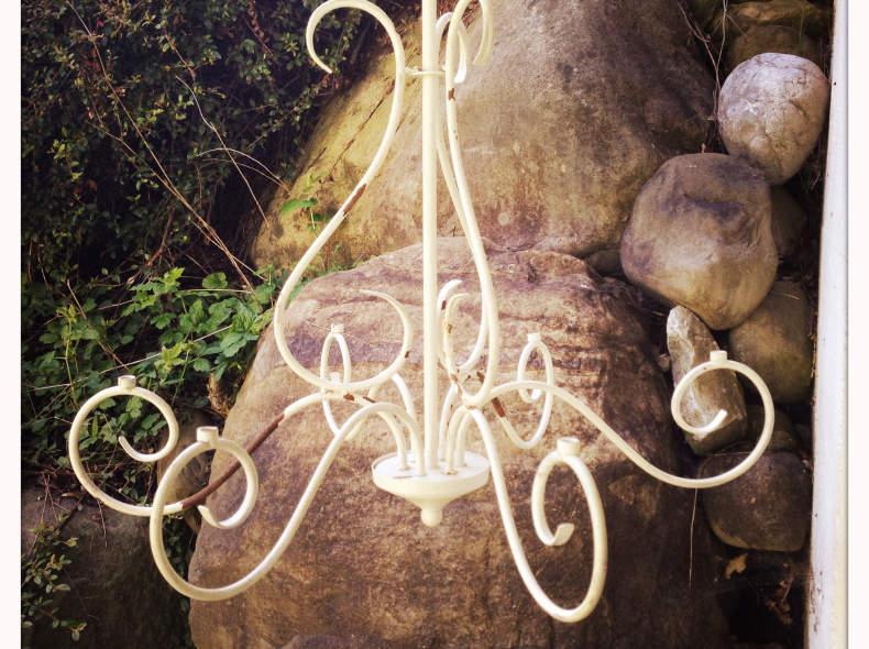 sharely leuchter 6 armig f r dekoration. Black Bedroom Furniture Sets. Home Design Ideas
