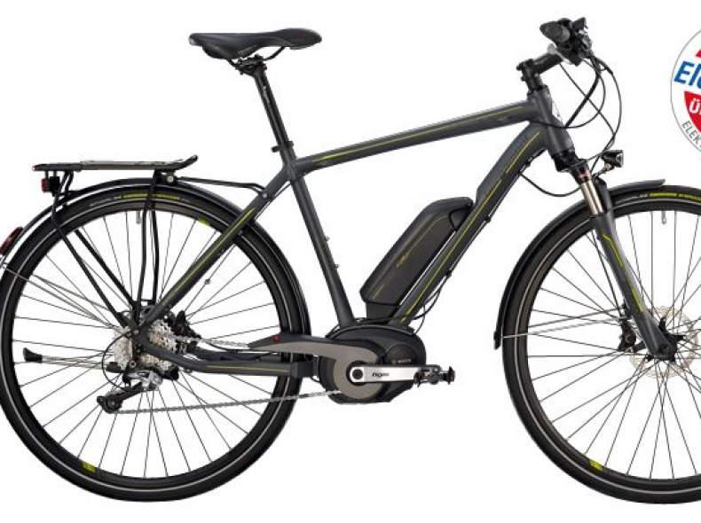 5185 E-Bike Bergamot Pedelec 40km/h