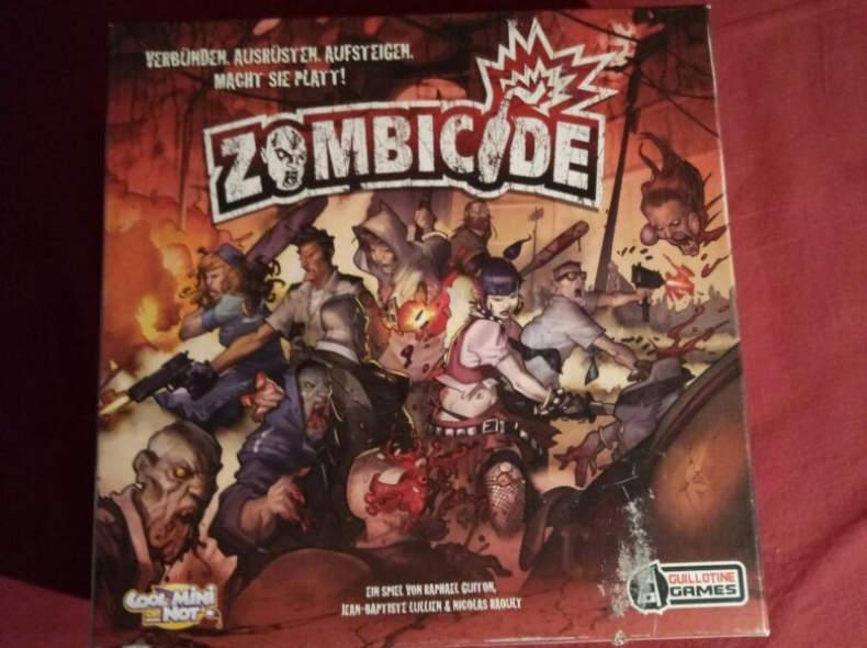 5197 Zombicide Hauptspiel Season 1