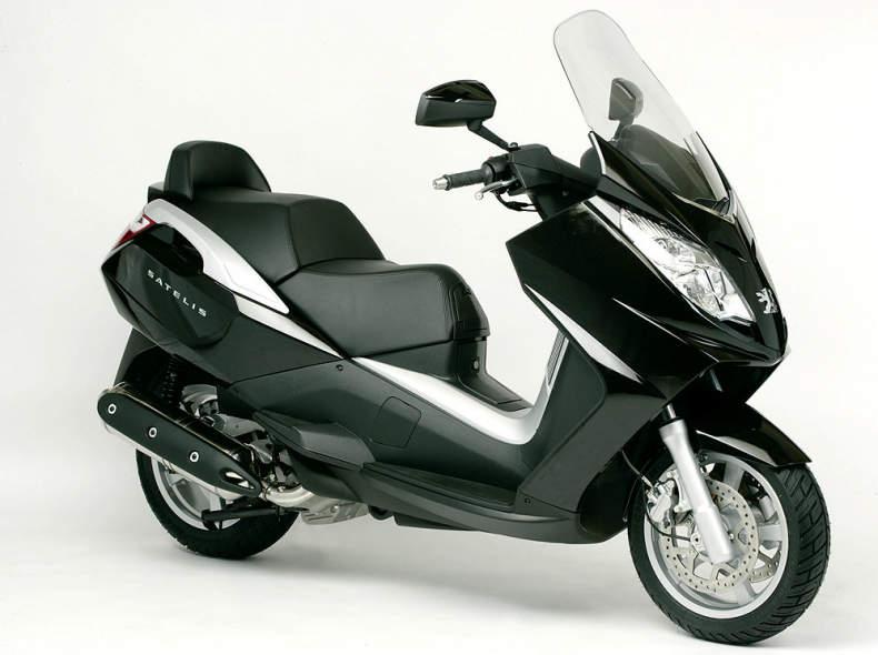 5205 Roller Peugeot Satelis 400 ABS