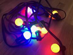 5253 Lichterkette 3x 10 Meter