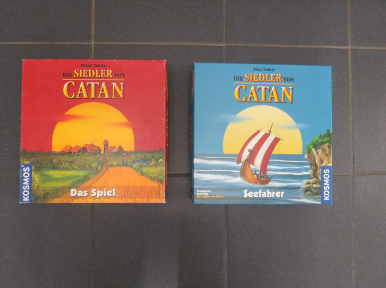 5315 Spiel: Die Siedler von Catan