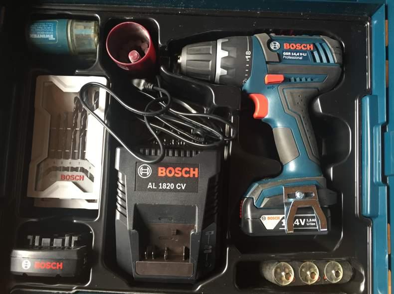 1989 Bosch GSR 14.4V