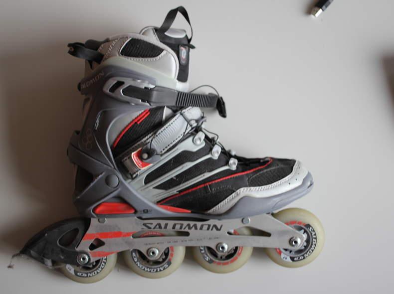 25 Salomon Inline Skates