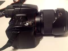 197 Fotokamera Sony Alpha 55 (18-250mm)