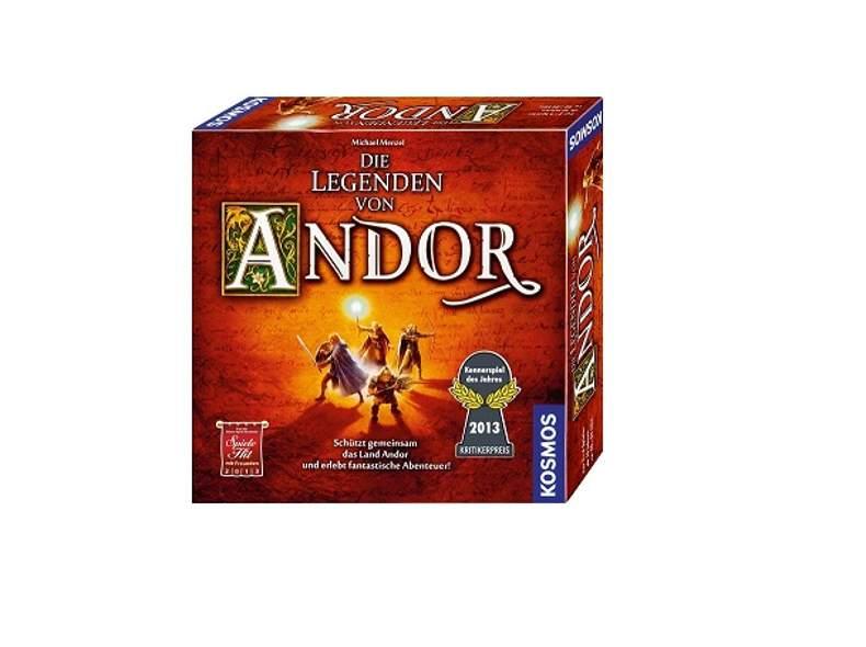 205 Die Legenden von Andor