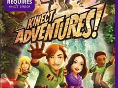 207 Xbox Konsole, Kinect und Adventures