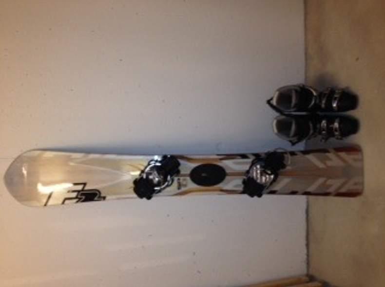 308 Snowboard