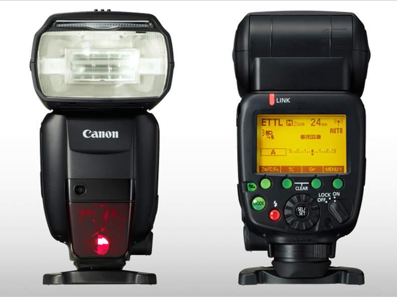 317 Canon Speedlite 600EX-RT