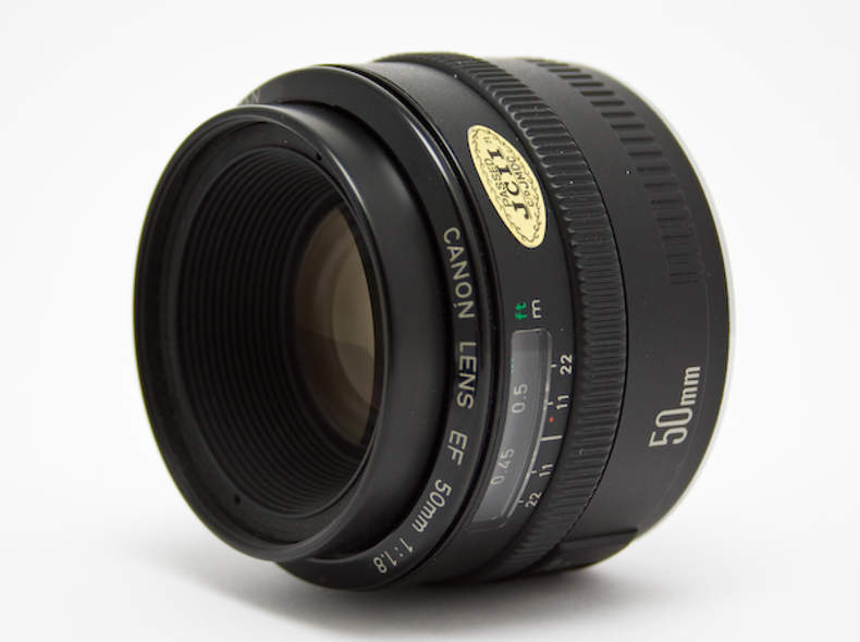 331 Canon EF Objektiv 50mm F/1.8