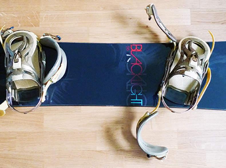 389 Snowboard Nitro