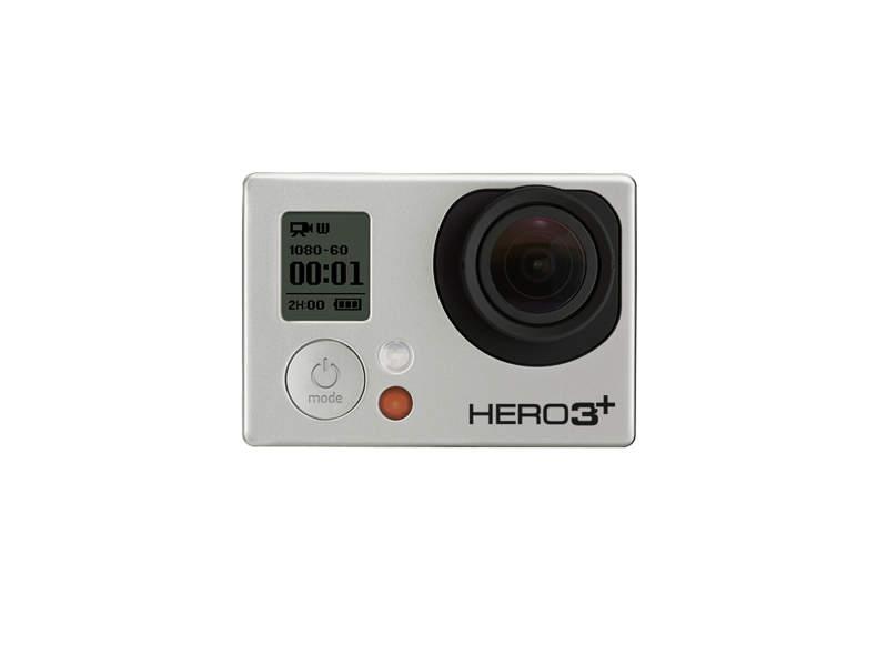 392 GoPro Hero 3+ Black inkl. Zubehör
