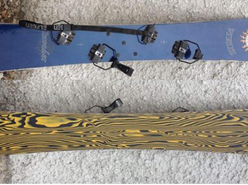 425 Race-Snowboard