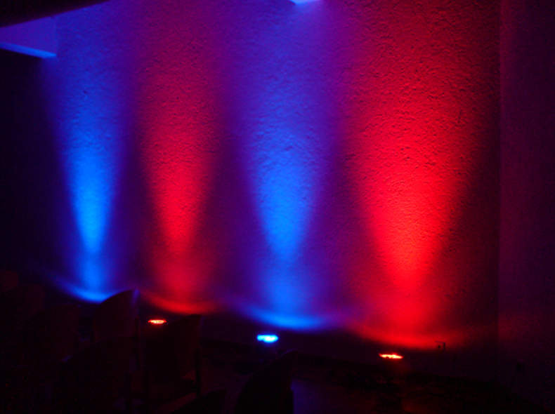 496 LED Festbeleuchtung (12 Stk)