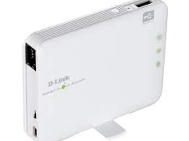 518 D-Link Pocket Cloud Router