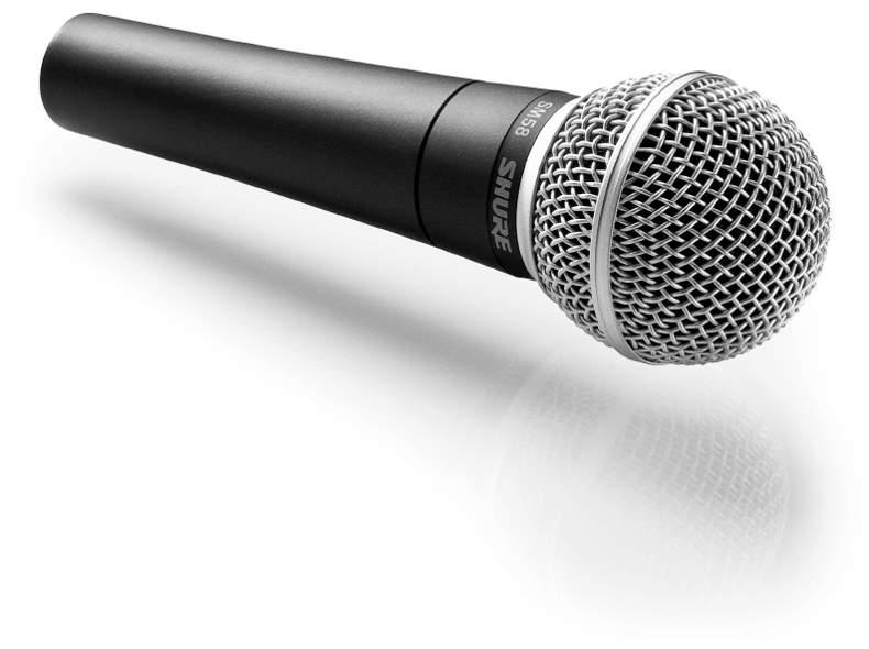 574 Mikrofon Shure SM58
