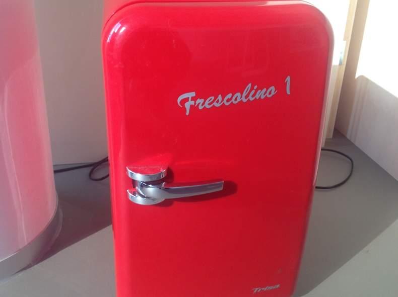 Mini Kühlschrank Trisa : Sharely minikühlschrank trisa frescolino