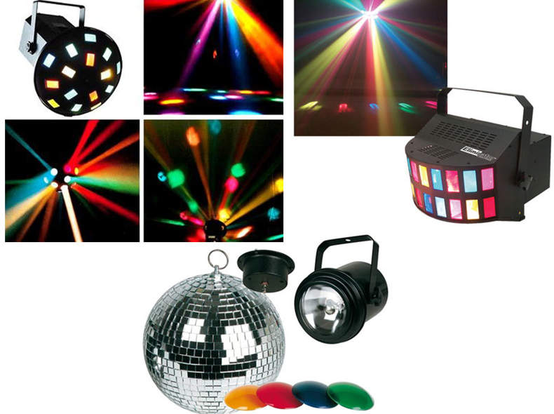 622 Disco Party Lichtset