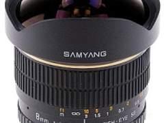 652 Fish-Eye Nikon Spiegelreflexkamera