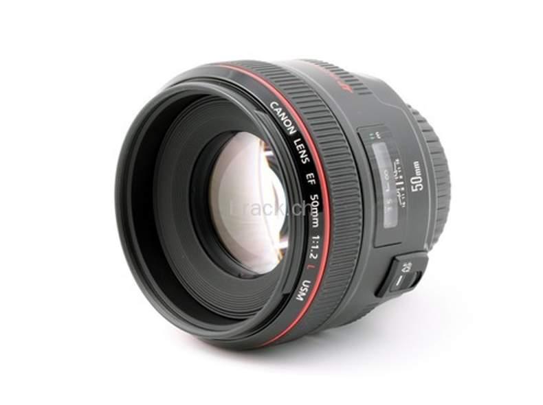 708 Canon EF 50mm f / 1.2L USM