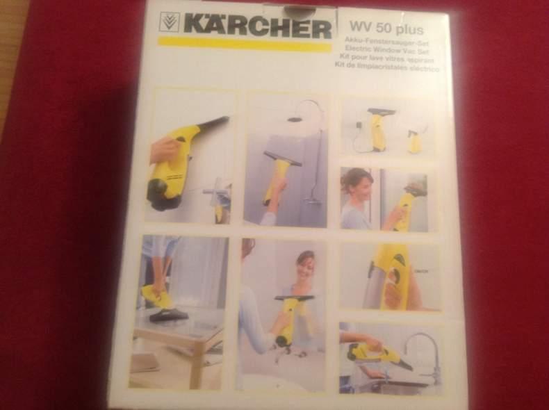 766 Akku-Fenstersauger-Set Kärcher