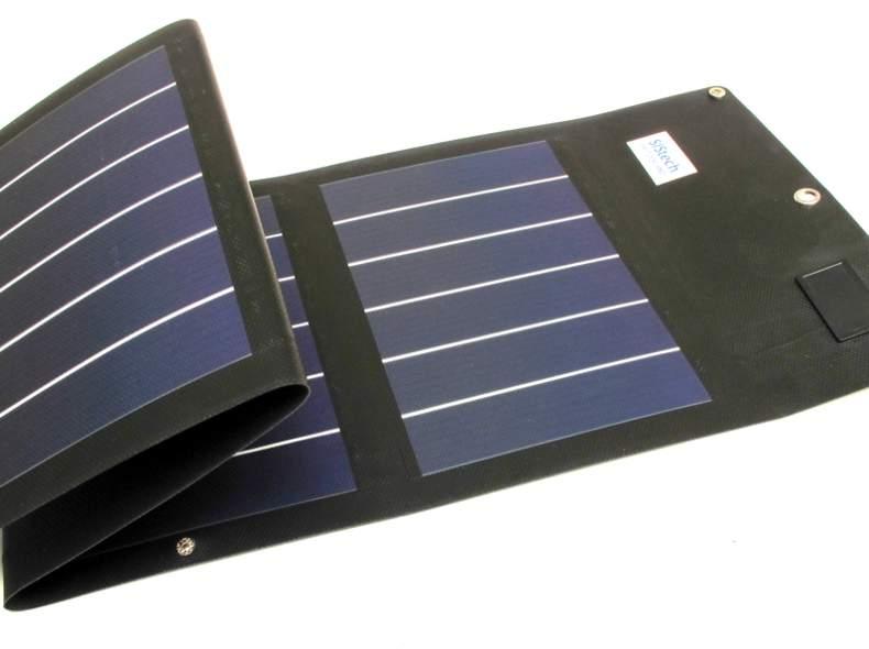 "797 Solarpanel ""Chepre"" 18V/18W"