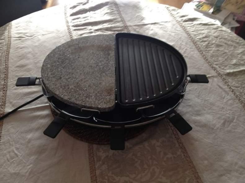817 Raclette Set
