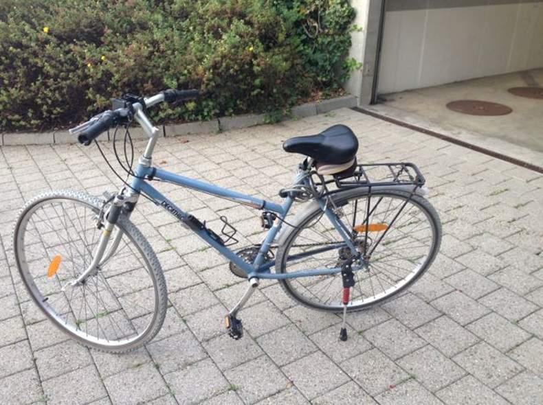 820 Fahrrad / Velo