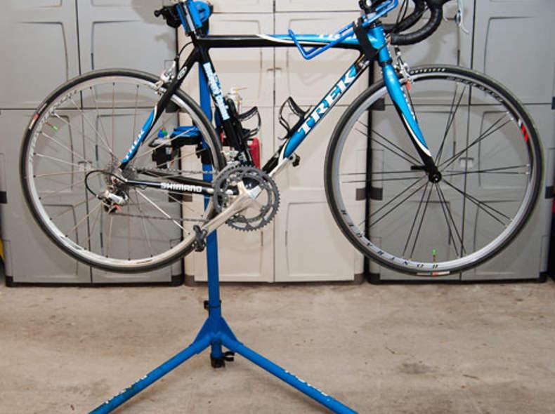 851 Guter Fahrrad Montageständer / Bock