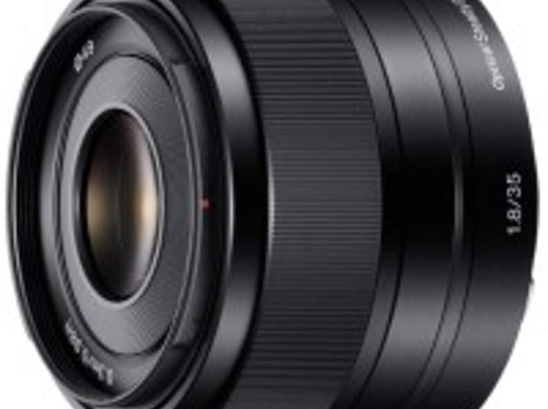 862 Objektiv Sony Sel35 F18