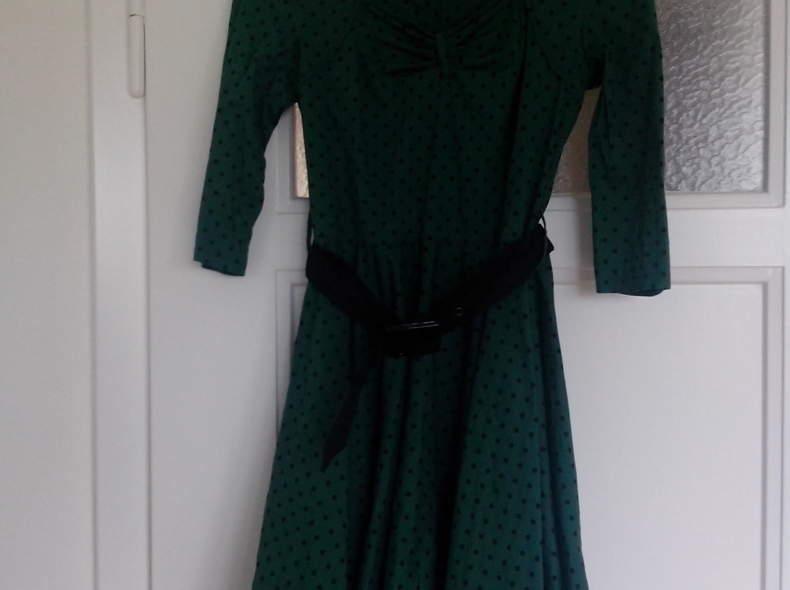 903 50er Jahre Kleid, Grösse S