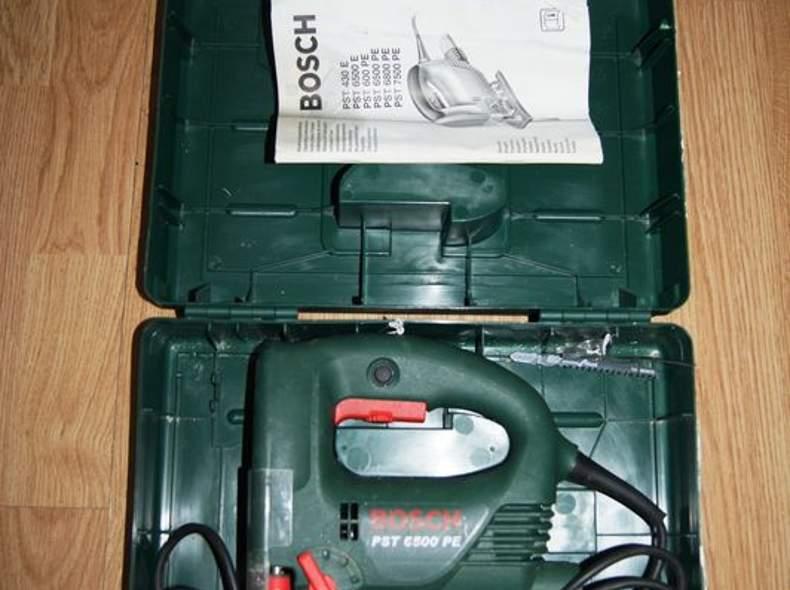 911 Stichsäge Bosch pst 6500 pe