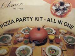 926 Party Pizza Ofen