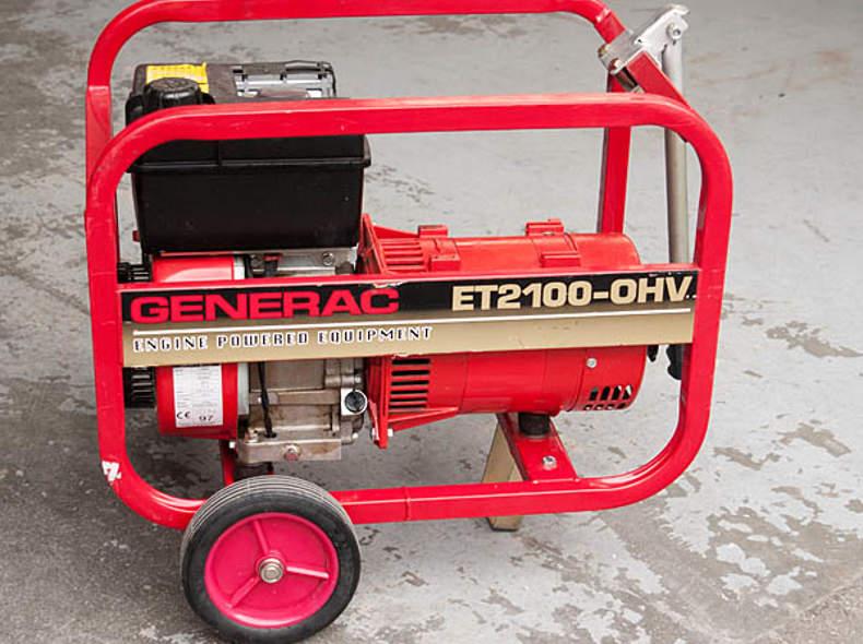 971 Stromgenerator 2100 W